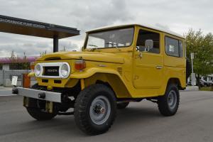 Toyota: Land Cruiser FJ40