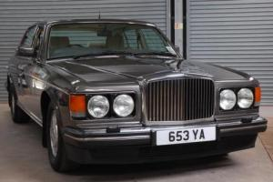 1989 F BENTLEY MULSANNE S 6.8 V8 AUTO LOW MILEAGE
