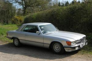 MERCEDES SLC 1972 - 942 DD