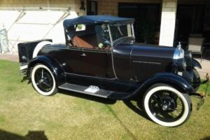 Ford Model A 1929 Roadster in WA