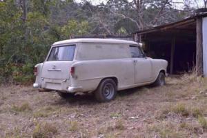 Panelvan in NSW