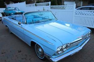Chevrolet: Impala CONVERTIBLE
