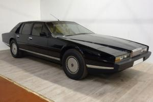 1985 ASTON MARTIN LAGONDA CRT Photo