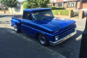 1966 CHEVROLET C10 STEPSIDE 350 ENGINE RIGHT HAND DRIVE