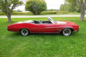1970 Buick Wildcat Convertible