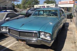 1968 Buick Sport Wagon 400-4