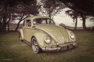 Vw beetle oval window 1956