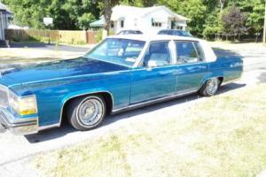 1988 Cadillac Fleetwood