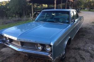 1967 Chrysler Newport