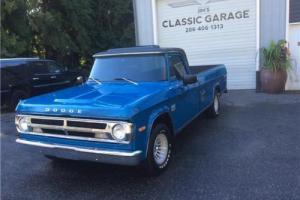 1970 Dodge Other Pickups