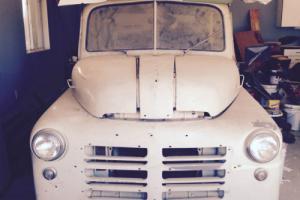 1949 Dodge 48-49 DODGE WOODY