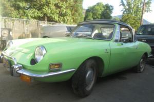 1972 Fiat 850 Sport