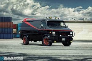 1983 GMC Vandura 3500