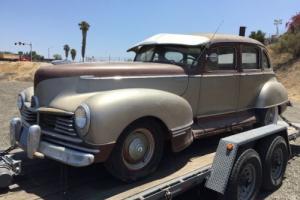1946 Hudson Super Six Photo