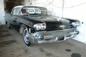1958 Cadillac Coupe DeVille Photo