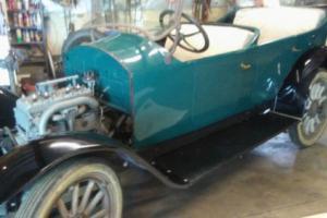 1921 Other Makes HUPMOBILE