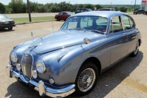 1965 Jaguar 3.8 Mk II Saloon