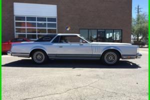 1978 Lincoln Mark Series