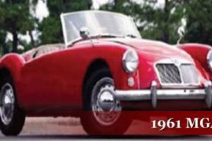 1961 MG MGA Photo