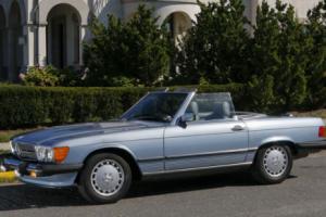 1988 Mercedes-Benz SL-Class SL class