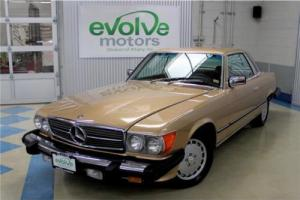 1980 Mercedes-Benz 400-Series slc