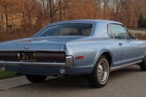 1968 Mercury Cougar XR7 Photo