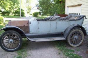 1914 Buick 25 touring Photo