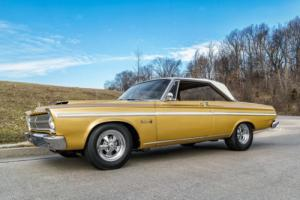 1965 Plymouth Belvedere Max Wedge