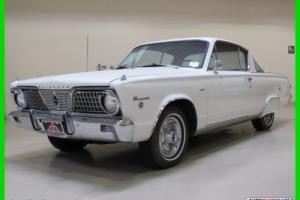 1966 Plymouth Barracuda Fastback