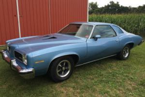 1973 Pontiac GTO Sport Coupe