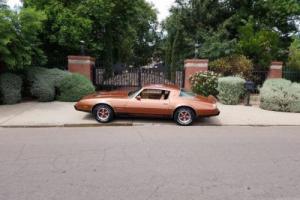 1980 Pontiac Trans Am Fomula