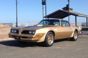 1978 Pontiac Trans Am W72
