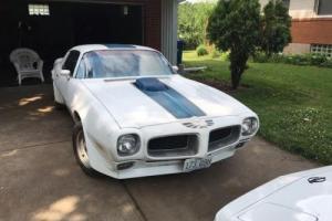 1970 Pontiac Firebird