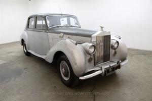1955 Rolls-Royce Silver Spirit/Spur/Dawn