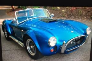 1965 Shelby 1965 COBRA AMERICAN CSX 4248 Roadster Photo