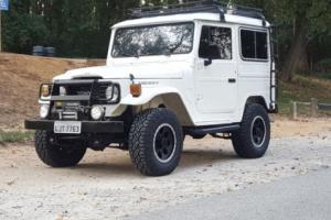 1989 Toyota Land Cruiser Bandeirante