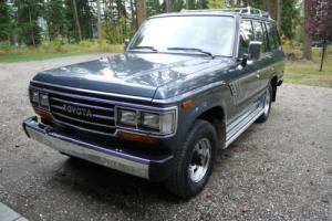 1988 Toyota Land Cruiser