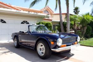 1971 Triumph TR-6 , Convertible, Classic ** No Reserve