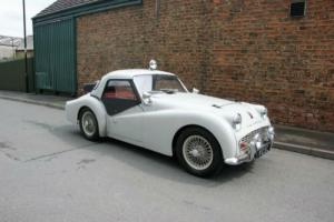 1958 Triumph TR3A Photo