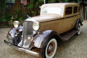 1933 DODGE SEDAN 6 AMERICAN CLASSIC CAR Photo