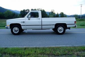 1985 Chevrolet Other Pickups C20 Scottsdale