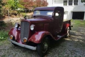 1934 Chevrolet Other Pickups Photo