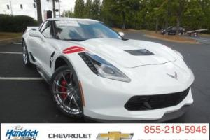 2017 Chevrolet Corvette 2dr Grand Sport Coupe w/3LT