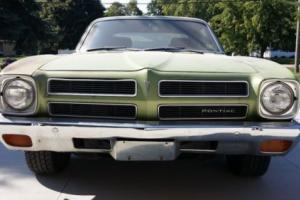 1972 Pontiac Other