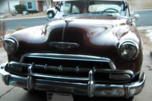 1952 Chevrolet Other Deluxe