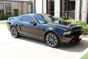 2012 Ford Mustang GT Premium California Special Coupe