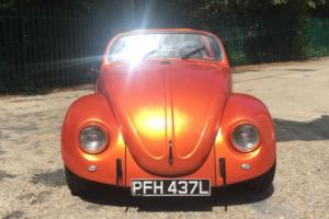 VW Beetle custom 1 off new motor beach buggy bug all steel no swap swop px
