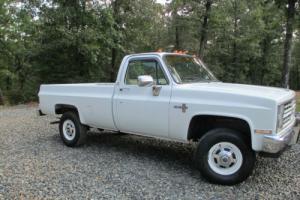 1986 Chevrolet C/K Pickup 3500 K30