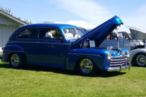 1946 Ford 2 Dr Sedan Deluxe Sedan Deluxe