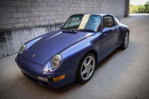 1998 Porsche 911 Carrera C2S